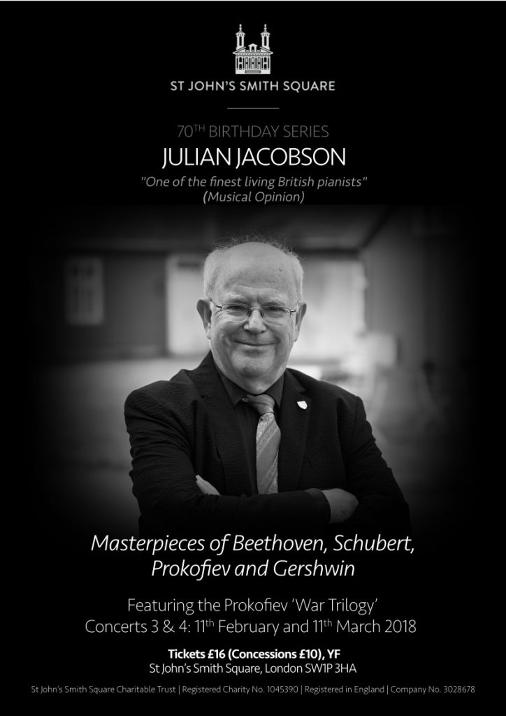 Julian Jacobson | One of Britain's most creative and distinctive